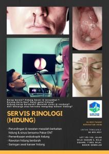 Servis Rinologi (Hidung)